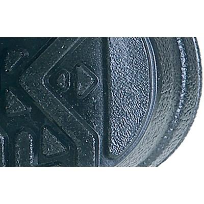 LeBOCK LeFLEX sikkerhedstræsko sort