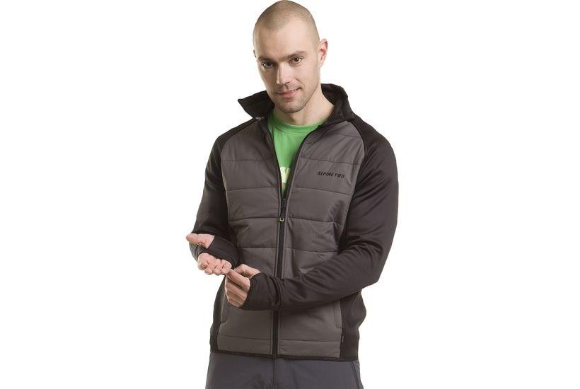 COL DI DOF sweatshirt grå
