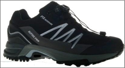 PLUTO II PTX outdoor sko