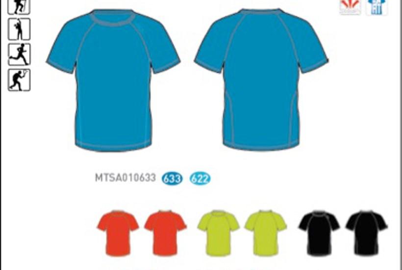 Grøn Alpine Pro Ateo T-shirt
