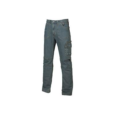 U-POWER TRAFFIC Rust Jeans