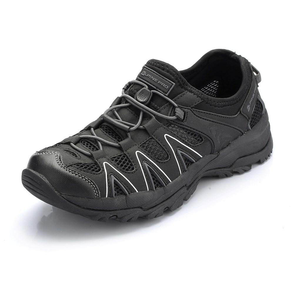 Batsu - unisex sko, sort