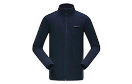 Kier herre fleece jakke Blå