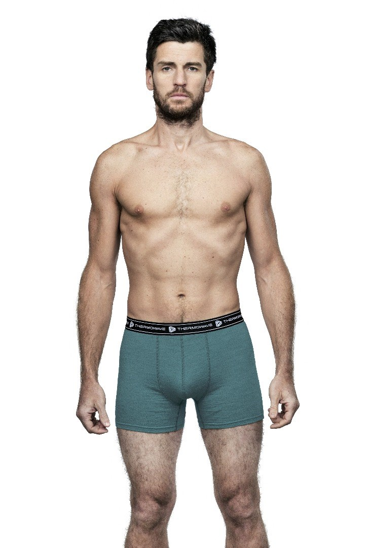 Thermowave Herre Boxers blå