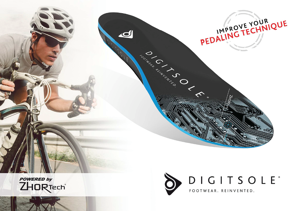 Digitsole RP CYCLING